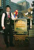 Terry Bender Organ Grinder